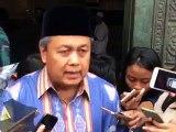 Bank Indonesia memprediksi inflasi Oktober 2018 sebesar 0,12 persen secara bulanan. Hal itu disampaikan Gubernur Bank Indonesia, Perry Warjiyo, berdasarkan sur