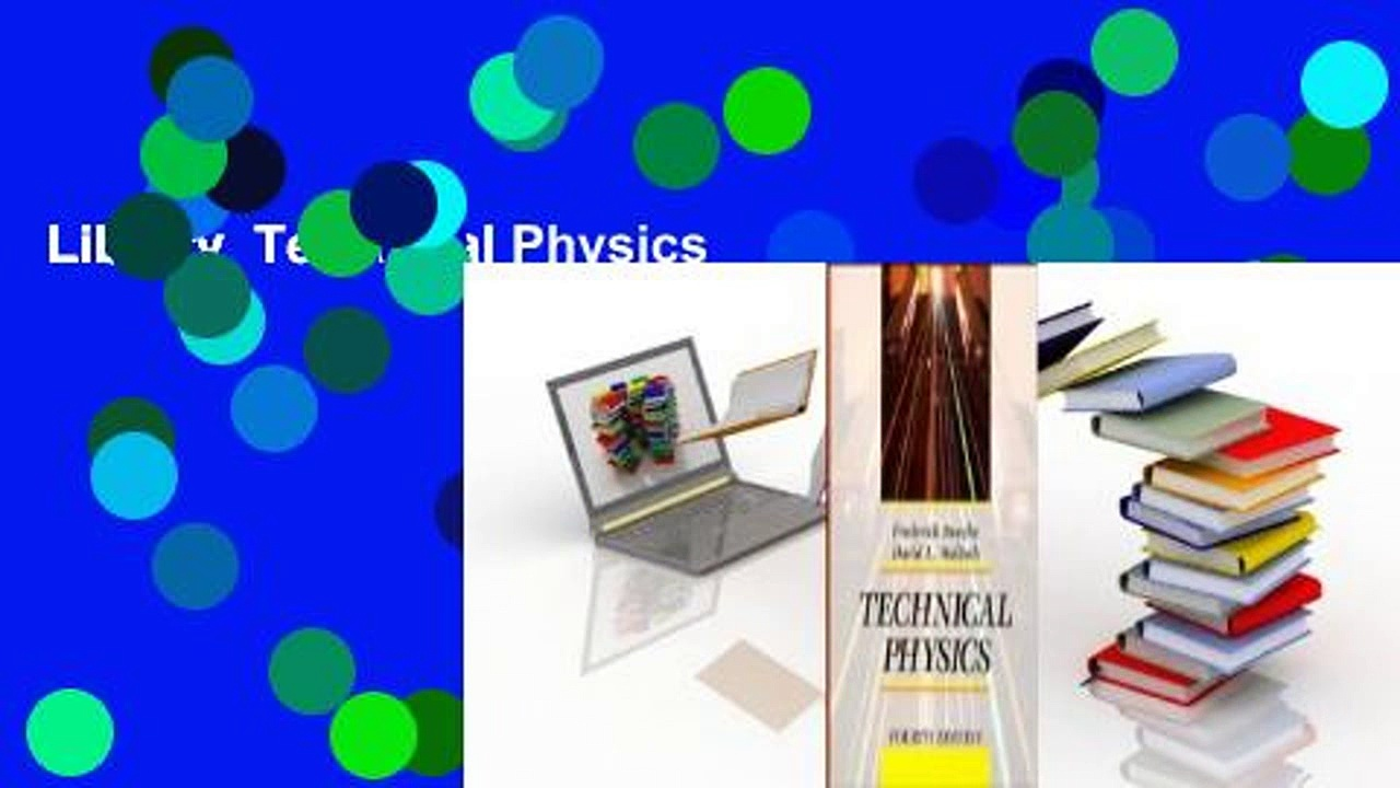 Library  Technical Physics