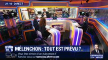 """Enquêtes préliminaires autour de LFI: Mélenchon dénonce un """"abus de pouvoir permanent"""""""