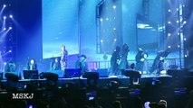 BTS Love Yourself Tour Paris 201018   Serendipity FANCAM V Taehyung