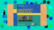 BEST PDF RoboCup 2000: Robot Soccer World Cup IV (Lecture Notes in