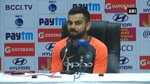 India vs West Indies, 1st ODI: Virat Kohli Says It's Always A Pleasure To Bat With Rohit Sharma