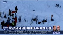 Avalanche mortelle au Deux-Alpes : le professeur qui encadrait, jugé aujourd'hui