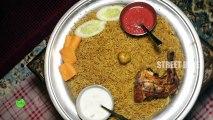 Amazing Authentic Arabian Food in Hyderabad   Mutton Mandi   Charcoal Chicken Kabsa   Ruz Bukhari