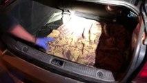 Polis uyuşturucu tacirlerine göz açtırmıyor... Van'da 132 kilo 725 gram eroin ele geçirildi