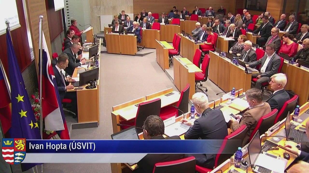 PREŠOV-PSK 09: Záznam zasadnutia Zastupiteľstva Prešovského samosprávneho kraja (PSK)
