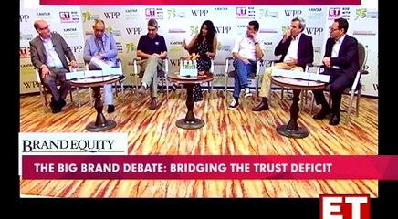 Uday Shankar,Sandeep Kohli,Sandeep Kaul,Anurag Mehrotra,David Roth & Eric Salama   In Conversation with Sonali Krishna   Brand Equity