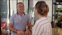 """La première minute de l'émission """"Mon admirateur secret"""" présentée par Julia Vignali sur M6"""
