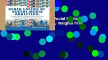 Review  Seven Layers of Social Media Analytics: Mining Business Insights from Social Media Text,