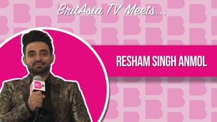 BritAsia TV Meets | Interview with Resham Singh Anmol