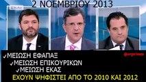 Ο Γιώργος Αυτιάς αποκαλύπτει το 2013 ότι η περικοπές συντάξεων και του 2015 έχουν ψηφιστεί το 2010 και το 2012! ΓΙΩΡΓΟΣ ΑΥΤΙΑΣ | ΦΑΗΛΟΣ ΚΡΑΝΙΔΙΩΤΗΣ | ΑΔΩΝΙΣ ΓΕΩΡΓΙΑΔΗΣ