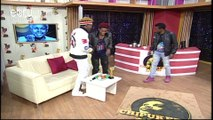 Eric Omondi Wins Best Comedian In Africa Award