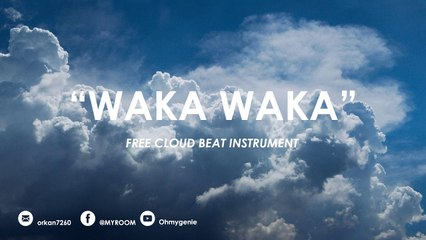 [FREE - 무료비트] 몽환적인 클라우드 비트--Waka Waka--Cloud Beat Instrument