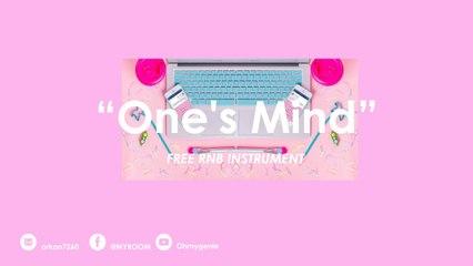 [무료배포중단] 설레이는 알앤비 비트- -One's Mind- -Lovely R&B Type Instrument