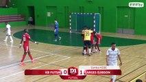D1 Futsal, journée 5 : Tous les buts I FFF 2018-2019