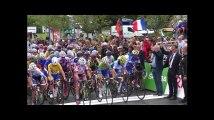 Le départ du Championnat de France minimes-cadettes