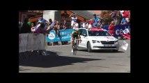 [Tour de Savoie Mont-Blanc] Etape 4 : La victoire de Patrick Schelling