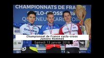 Championnat de France Juniors Hommes de cyclo-cross : Benjamin Rivet sacré