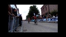 Circuit Het Nieuwsblad Espoirs : La victoire de Tanguy Turgis
