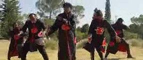 《火影忍者》真人搞笑尬舞视频第'HOOD NARUTO ' pt 4 full video naruto vs pain clip高清版 (1)