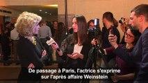 En visite à Paris, Jane Fonda se livre sur la place des femmes