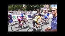 Championnat de France Minimes-Cadettes : le départ