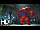 Big Hero 6 - Official Trailer (2014) Disney Animation Movie [HD]