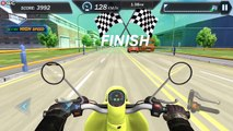 Moto Racing 3D - Street Motor Bike Racing Game - Android Gameplay FHD