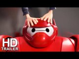 BIG HERO 6 Official Trailer #3 (2014) Disney Animation Movie [HD]