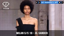Milan Fashion Week Spring/Summer 2019 - Jil Sander   FashionTV   FTV
