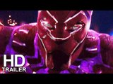 BLACK PANTHER 'Car Chase' Movie Clip & Trailer (2018) Marvel Movie HD