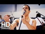 BOHEMIAN RHAPSODY Official Trailer (2018) Rami Malek, Freddie Mercury Movie HD