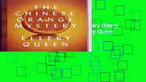 [P.D.F] The Chinese Orange Mystery (Ellery Queen Mysteries (Audio)) by Ellery Queen