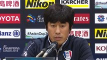 Kashima Antlers prepare for their AFC Champions League semi-final against Suwon Bluewings