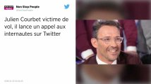 Julien Courbet publie la photo du voleur de son sac