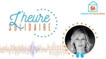 """Interview Rebecca Hampton pour """" L'Heure Solidaire """" à Marseille"""