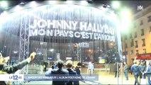 Johnny Hallyday _ les fans s'arrachent l'album posthume du Rockeur