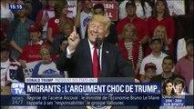 """Migrants du Honduras: pour Trump, """"les démocrates ont lancé cet assaut contre la souveraineté"""" des Etats-Unis"""