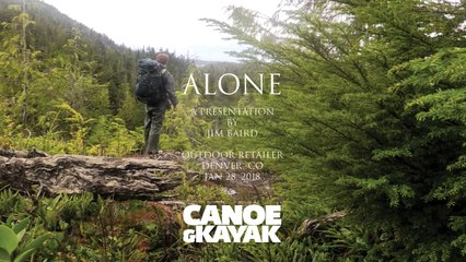 My Experience on ALONE