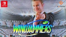 Windjammers - Trailer de lancement Switch