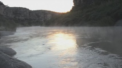 Disappearing Rio Grande Expedition