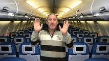 Même les gros cons prennent l'avion
