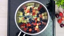 Món ngon từ sữa chua Vinamilk – Hướng dẫn cách làm Sữa chua trái cây