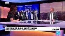 Diversité à la télévision : effet de mode ou mouvement de fond ?