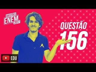 Enem 2017 - Matemática   Questão 156 (Caderno Amarelo)