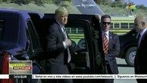 EEUU: Trump usa tema migratorio como bandera electoral