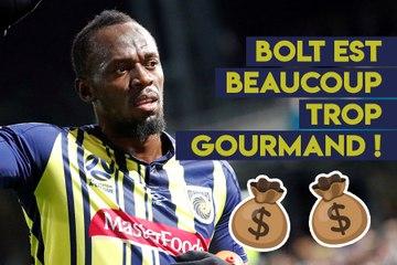 Bolt a reçu une offre, mais il veut 20 fois plus !