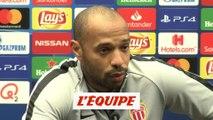 Henry «La Ligue des champions n'est pas un problème, c'est un rêve» - Foot - C1 - Monaco