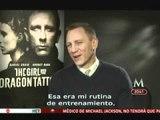 ENTREVISTA. Daniel Craig habla a ¡Hey! sobre su papel en 'La Chica del Dragón Tatuado'