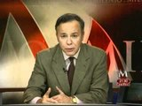 Responde MILENIO Noticias cuestionamiento de Videgaray sobre transmisión de debate PAN